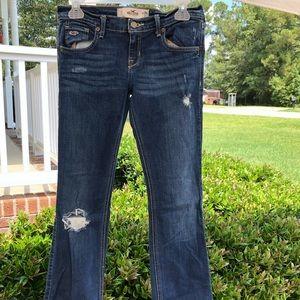 Hollister jeans size 3R